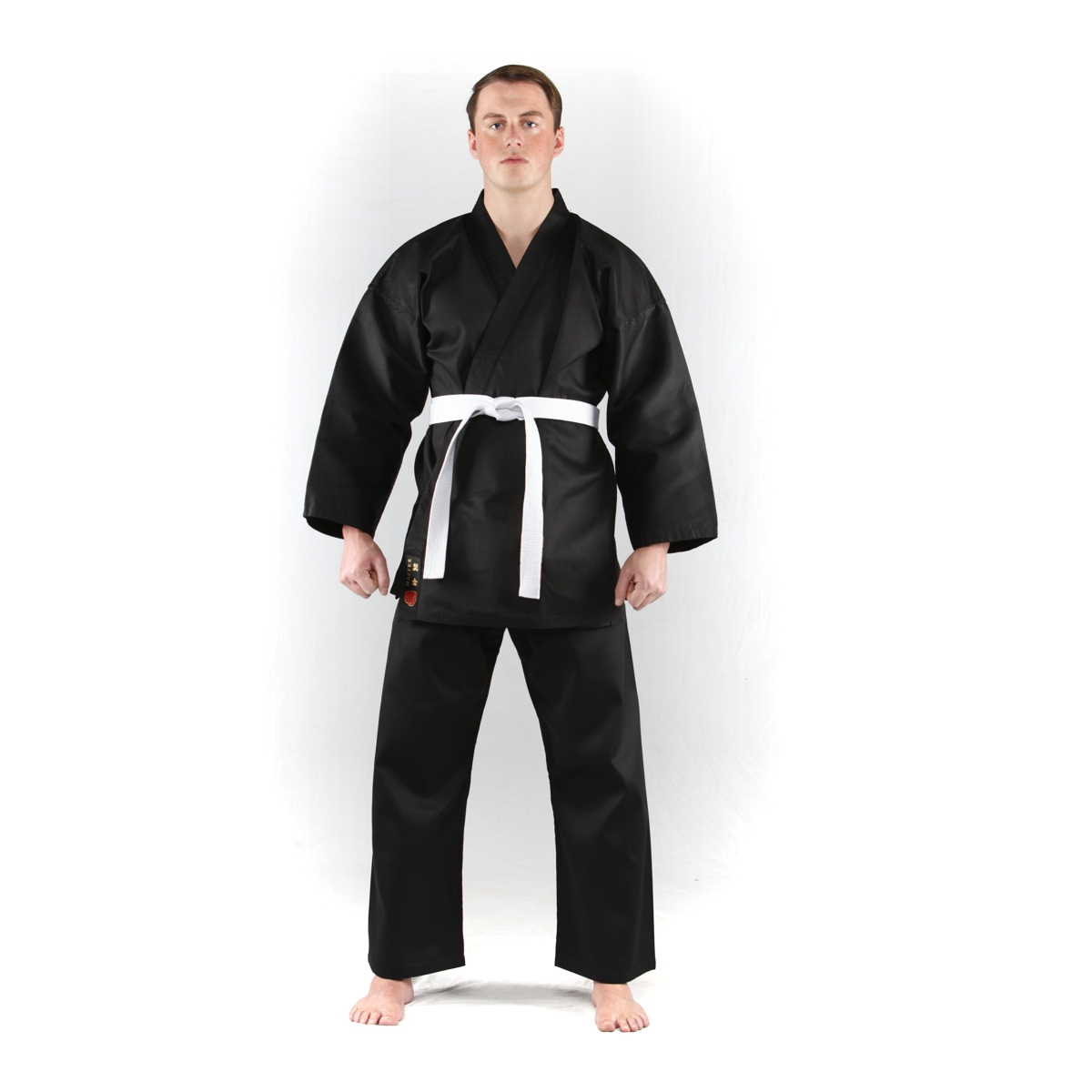 Adults Black Karate Gi