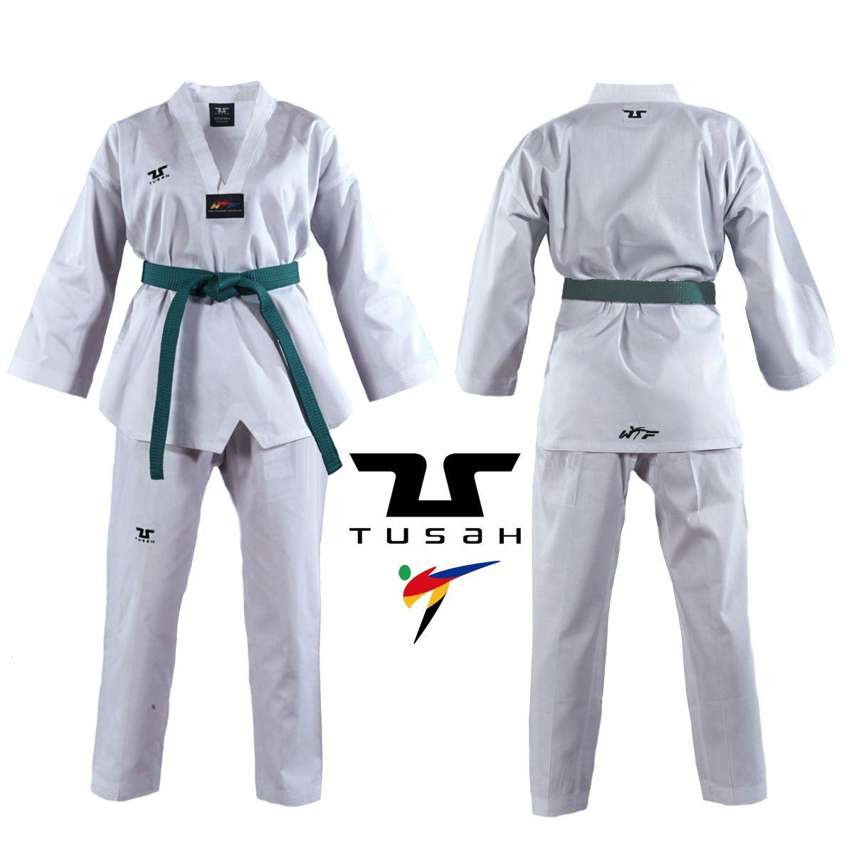 WTF-Style TKD Uniform