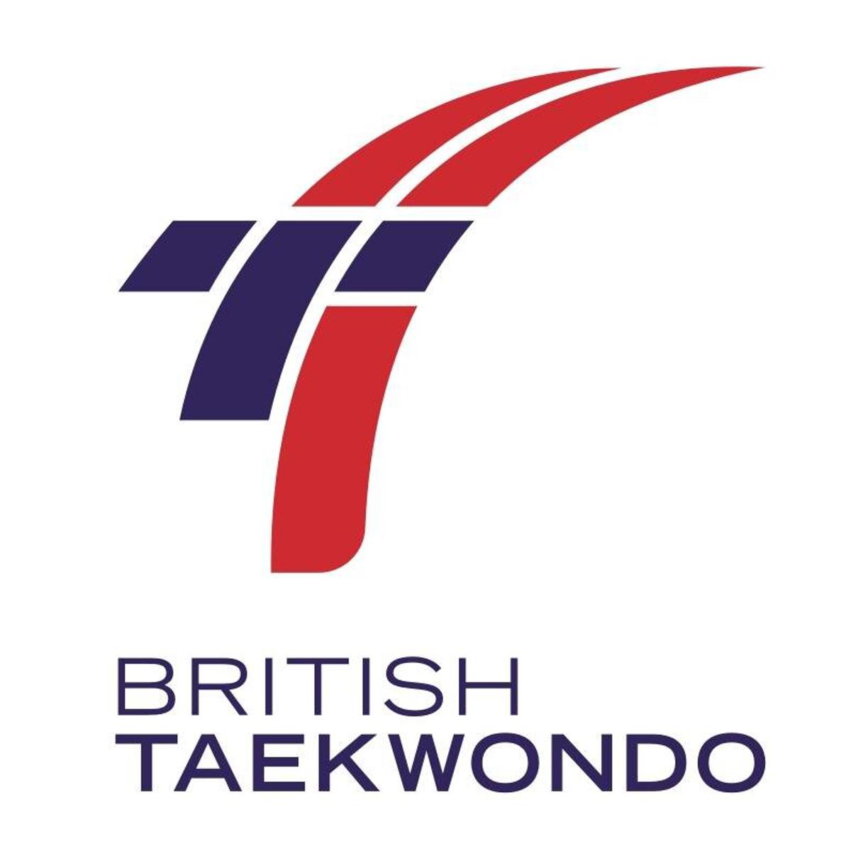 BRITISH TAEKWONDO LOGO PRINTING