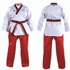 Adults World Taekwondo EasyFit Female Poom