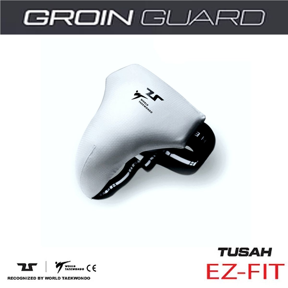 WT APPROVED Taekwondo Male Groin Guard