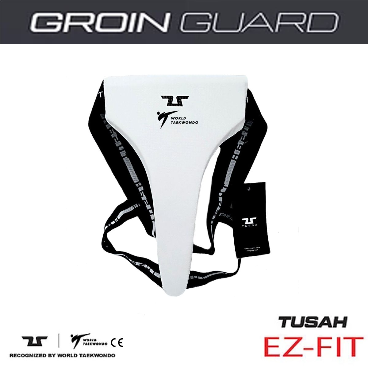WT APPROVED Taekwondo Female Groin Guard