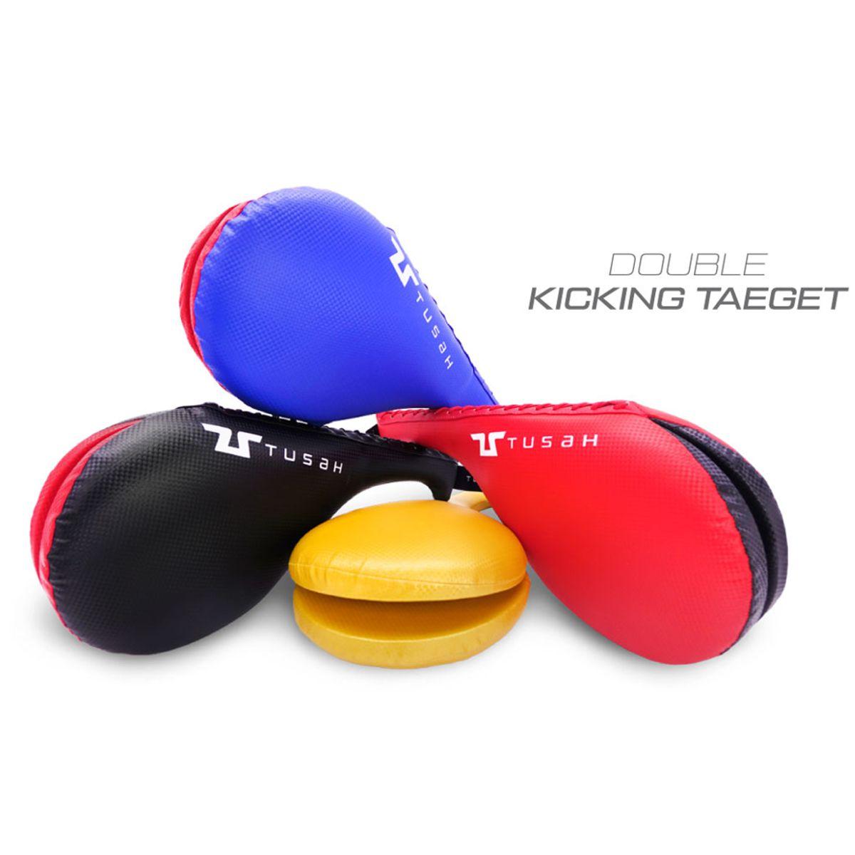 Tusah Double Kick Target