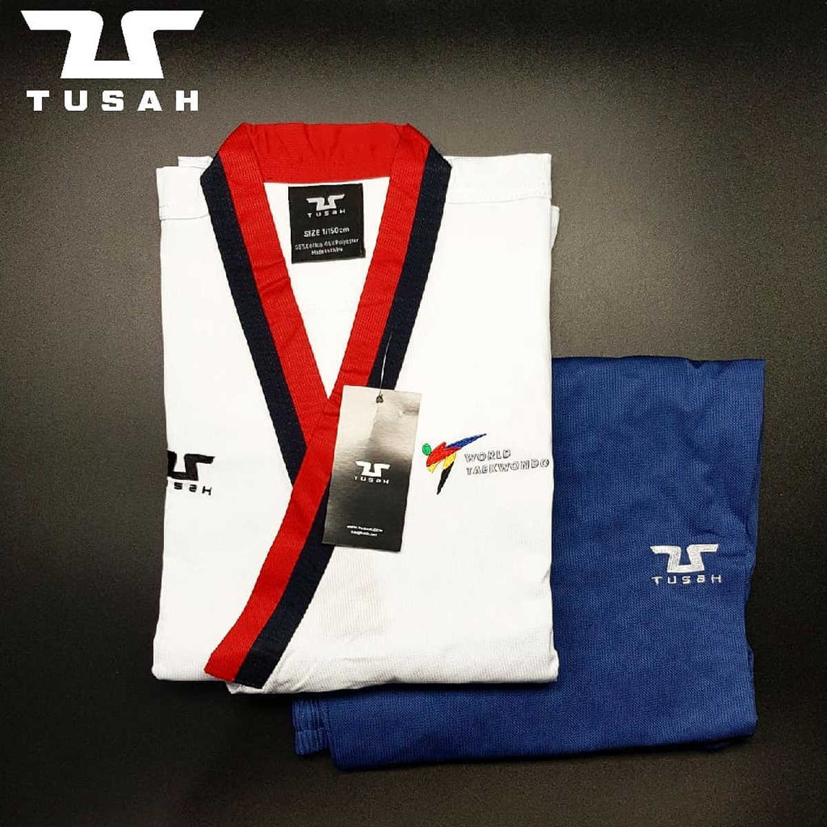 World Taekwondo EasyFit Male Poom