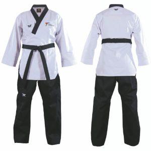Adults WTF APPROVED Professional Male Dan Uniform