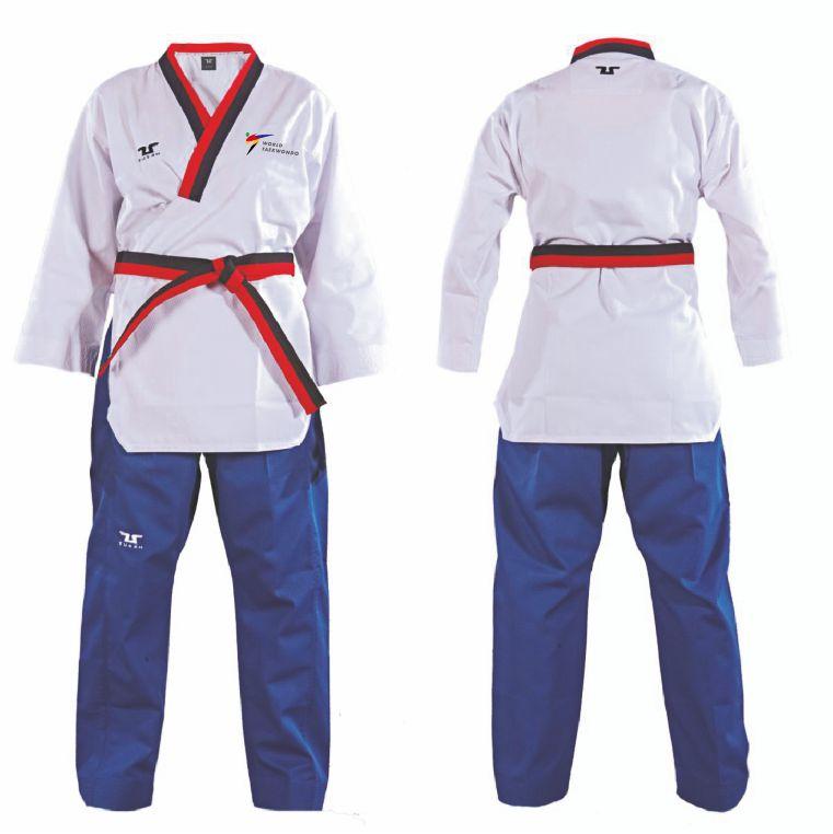 World Taekwondo Professional Male Poom