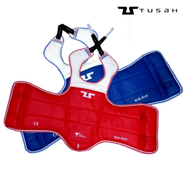 WT APPROVED Taekwondo Trunk Protector