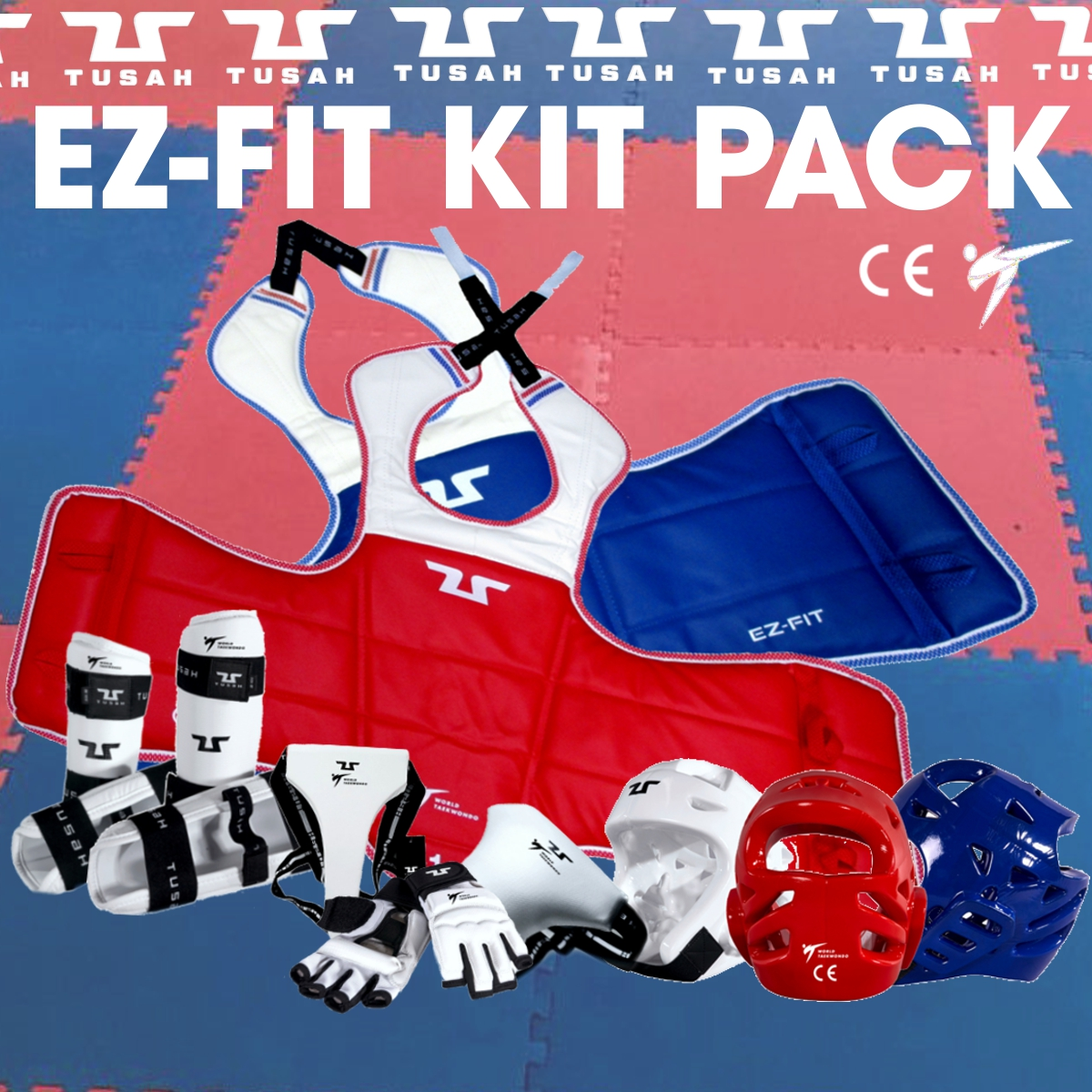 EZ-FIT TAEKWONDO KIT PACK