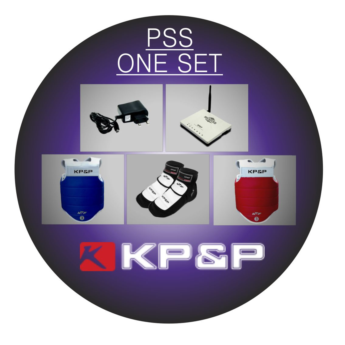 KP&P ONE SET