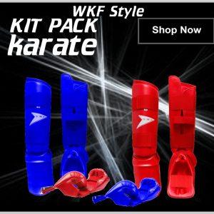 WKF Style Karate Pack
