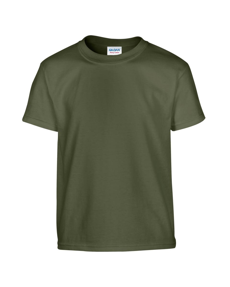 military green t shirt