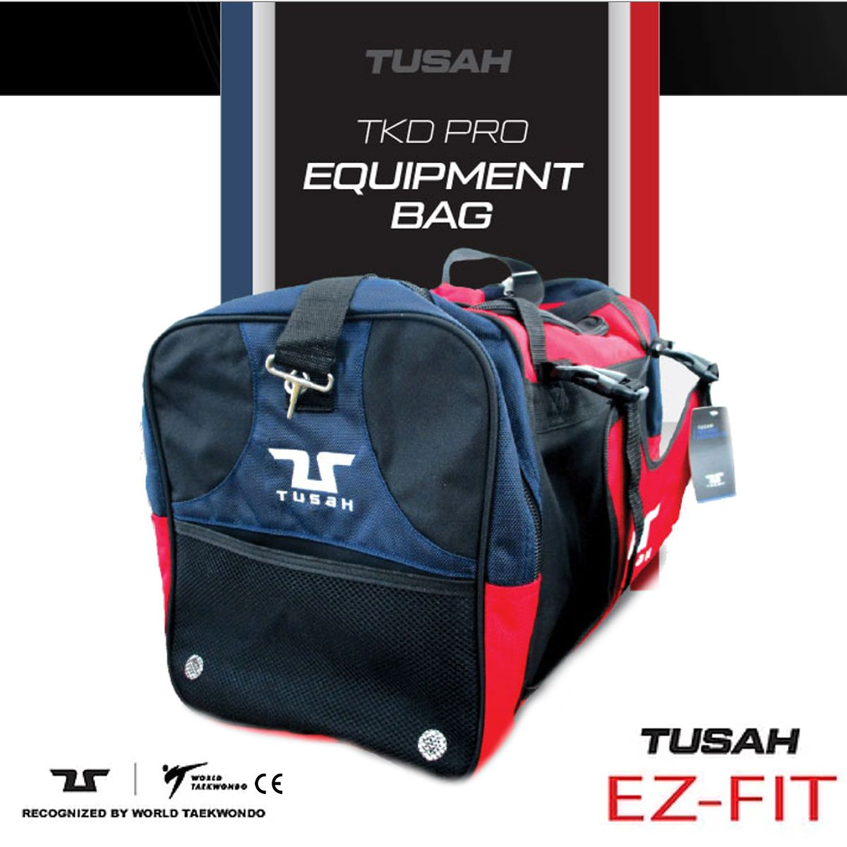 Taekwondo Pro Equipment Bag