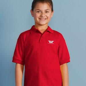 Tusah Child's Piqué Polo
