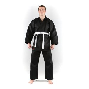 Black-Karate-Gi