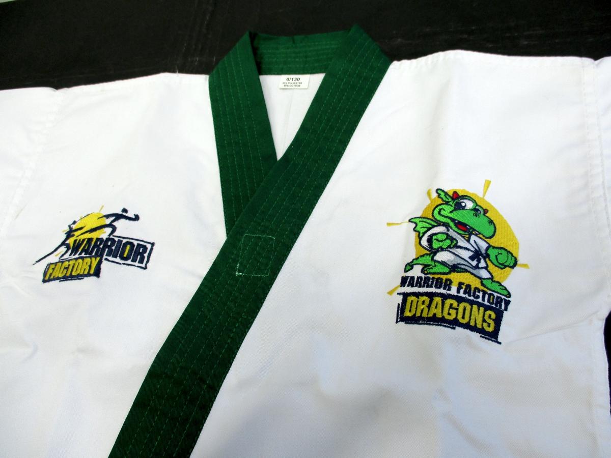 Custom Martial Arts Uniforms - Ki Martial Arts Ltd