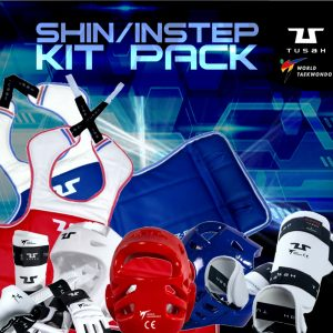 shin and instep kit pack