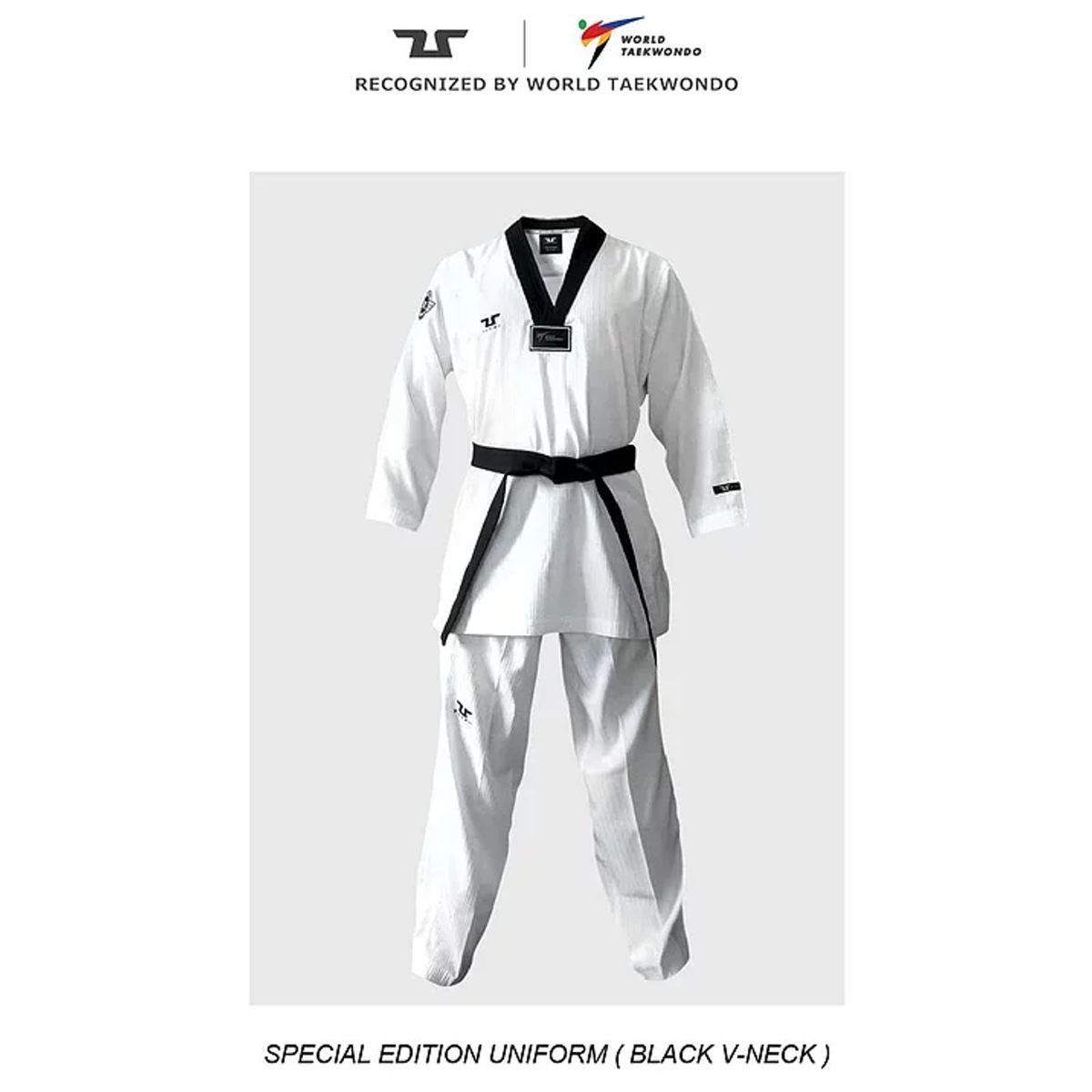 Adults World Taekwondo Special Edition Fighter Uniform