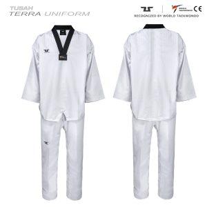Tusah Terra Black Belt Uniform