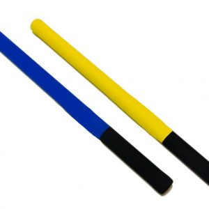 Two-Tone Foam Escrima Sticks