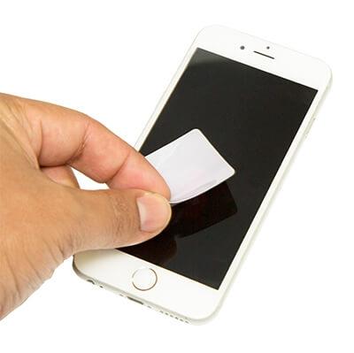 Silicone Screen Wipe