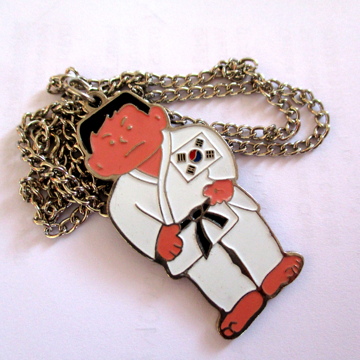 Korean Man Necklace