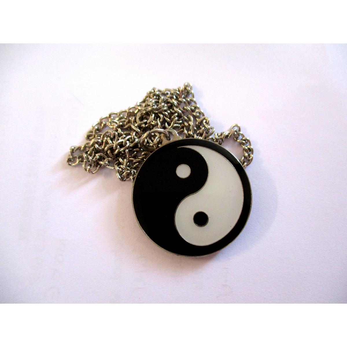 Ying Yang Necklace