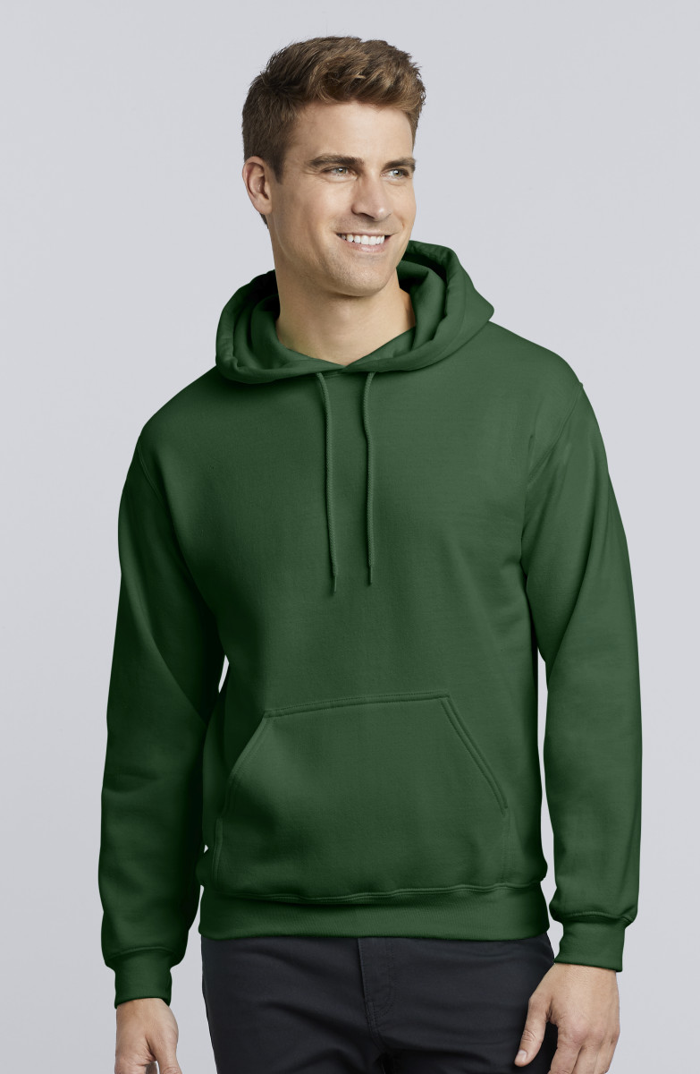 Unisex Adults Pull Over Hoodie