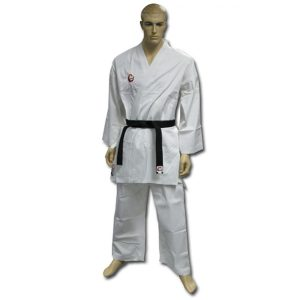 WKF 14oz Competition Ribbed Gi