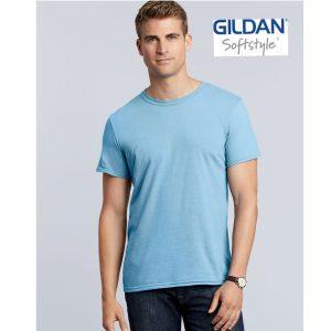 Soft Style Unisex Tshirt (Adult)