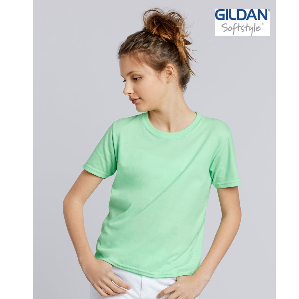 Soft Style Unisex Tshirt (Child)