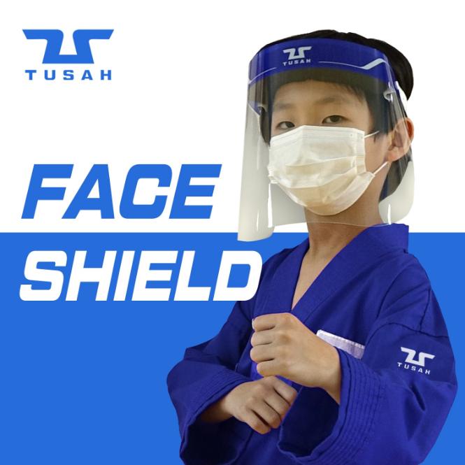 Tusah Fcae Shield