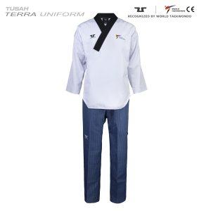 Terra Female Dan Uniform