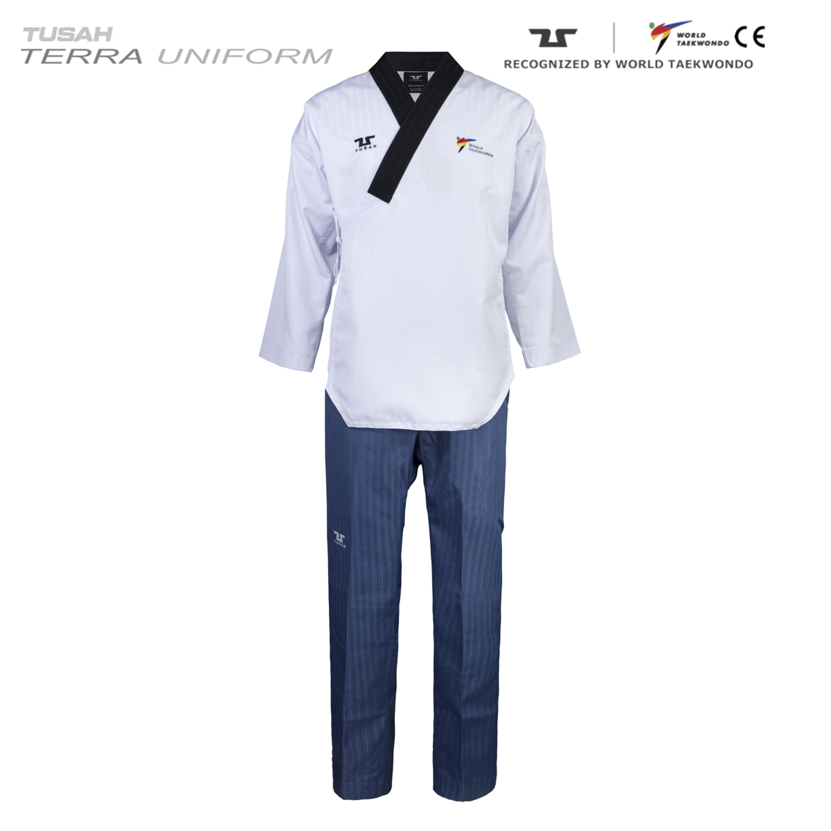 Terra Female Dan Uniform Tuash Taekwondo Poomsae Range